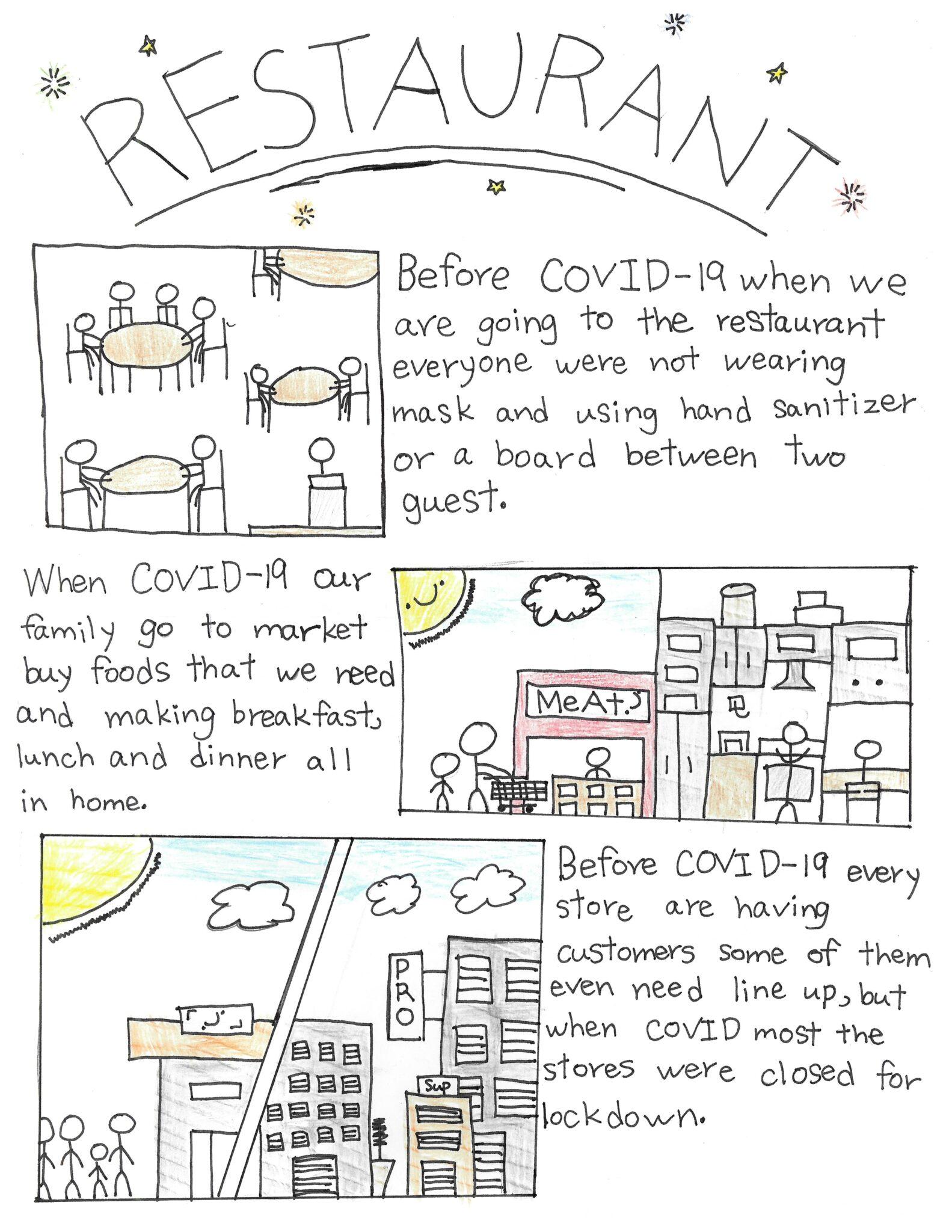 Home cooking & restaurants